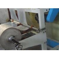 China Printed Plastic Poly Bag Making Machine , Poly Bag Manufacturing Machine Low Power Consumption wholesale