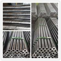 High Strength Cold Rolled Seamless Steel Pipe Black Finish For Automotive Pipeline System