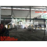 China Series BOD Waste Oil Distillation & Converting System for Base Oil wholesale