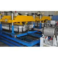 China High Efficiency Plastic Pipe Extrusion Line / Howlowness Spiral Pipe Machine on sale