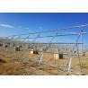 China C Type Solar Panel Ground Mounting Systems Solar Panel Pole Mounting Systems wholesale