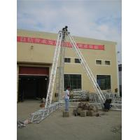 China Top Quality Performance Aluminum Spigot Truss Line Array Stands 3mm Thickness wholesale