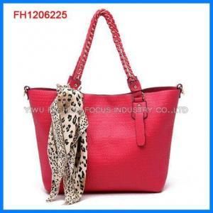 China 2012 Hot sale fashion lady handbag (FH1206225) wholesale