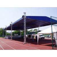 Quality Advertising Ladder Trade Show Truss , Simple Folding International Truss Systems for sale