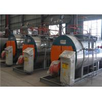 China Natural Circulation Industrial Steam Boiler 1.0MPa / 1.25MPa / 1.6MPa Optional wholesale