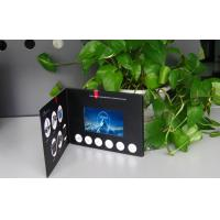 China 7'' a4 size tft lcd video greeting card on sale