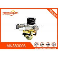 China Iron Material MK383006 Power Steering Pump For Mitsubishi Canter 4D34T wholesale