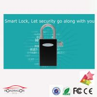 China Smart GPS Padlock GPS GSM real time vehicle tracking Container / Lock Long Battery Life wholesale