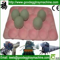 China Recyclable Paper Pulp Pallet Machine on sale