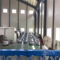 China Black Galvanized Iron Wire Automatic Welded Mesh Machine With PLC Touch Screen wholesale