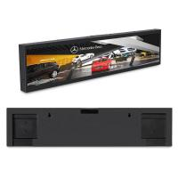 China Ultra Wide Stretched Bar Lcd Monitor , Lcd Advertising Screen 0.102x0.285mm Pixel Pitch on sale