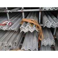 China Hot Rolled 304 Stainless Steel Angle Bar ASTM A479 For Structure wholesale