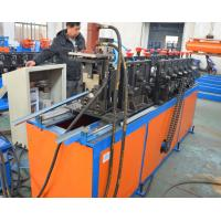 China High Speed Colour Steel Angle Profile Making Machine , metal roll forming systems wholesale