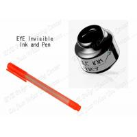 China IR Infrared Invisible Ink For Playing Cards With Marker Pen , Magic Pen Invisible Ink wholesale