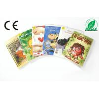 China Beauty Musical Greeting Card / Invitation Card For Birthday , Christmas wholesale