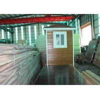 China Prefinished  Removable Textured Exterior Wall Panels Flame Retardant  Water Proof wholesale