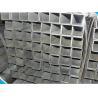 China Q345C Welded Steel Tube square pipe range 20X30 - 500X600mm wholesale