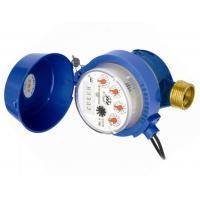 Buy cheap Residential water meter with AMR reading by wired Mbus, optional built in valve, from wholesalers