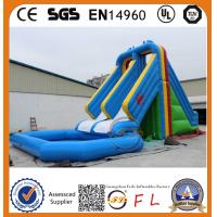 China 2015 Hot Sale Best Quality giant inflatable water slide In China wholesale