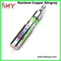 China Best mechanical mod rainbow Stingray mod e cig sehoya vapor wholesale