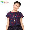 China Breathable Origin Design Womens Casual Blouses Retro Ethnic Clothing OEM Service wholesale