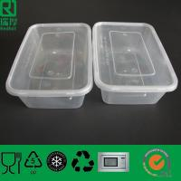 China PP Microwaveable Food Container with Lid wholesale