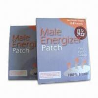 China Male Energizer Patch, Applicable to Increase Sexual Capability, No Side Effect wholesale