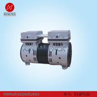 China TOP550 Oil free vacuum pump silent type thermally protect safety used wholesale