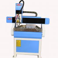 China 6090 mini cnc router carving machine for advertising nameplate cutting wholesale