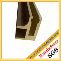 rail brass extrusion profiles Manufactures