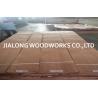 China Sliced Cut Natural Quarter Cut Veneer Sapele / Sapelli Wood Veneer Sheet wholesale