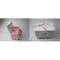 China Decorated Gift Boxes , 128g Coated Paper + 2.5mm Greyboard wholesale