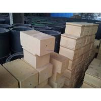 China High Softening Point Silica Brick Refractory For Glass Furnace , Hot-blast Stove wholesale