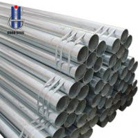 China Galvanized round steel tube- Steel tube,4mm-270mm, A210-A-1 wholesale