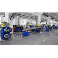 Buy cheap Garden Hose / Braided Yarn Reinforced PVC Hose Extrusion Line , PVC Plastic Pipe from wholesalers
