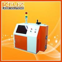 China Green laser marking machine, mark on the glasses,air cooling system, no need of maintenance;Stable performance, wholesale