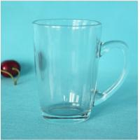 China Transparent Drink Water Cups With Handle on sale
