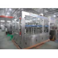 China Small Carbonated Drink Filling Machine , Soft Drink Bottling Machine / Filling Machine on sale