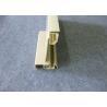 China Durable Pvc Decorative Foam Storage Wall Panels / PVC Slatwall wholesale