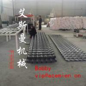 China Hot sale- plastic roof tile making machine on sale