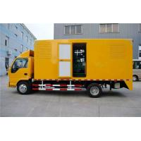 China 4495kg 50 KW Truck Mounted Generator Set With Famous Brand Alternator wholesale