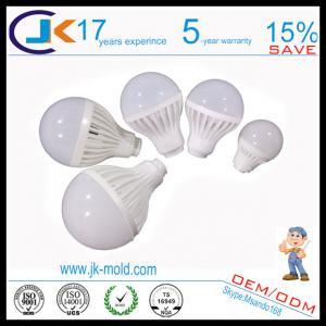 China Eco-friendly plastic led light bulb housing wholesale