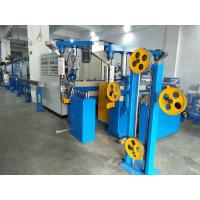 China Uzbekistan Low Voltage Wire And Cable Machinery / Electric Cable Making Machine wholesale