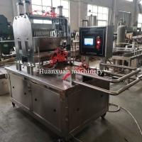 China 1850*950*1620 Mm Easy Control Candy Depositor Machine 1.5 Kw Motor Power on sale
