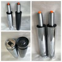 Black / Chrome Office Chair Gas Cylinder  Adjustable Gas Lift Cylinders Manufactures