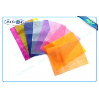 China 100% Virgin PP Spunbond Nonwoven 100cm For Flower Packing With Various Colors wholesale