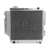 3 Row Full Aluminum Auto Parts Radiator For Jeep Wrangler YJ 1987- 2006 Cooling System