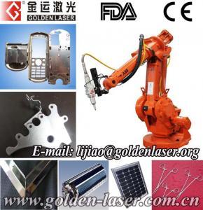 China Laser Fiber Robot Welding Machinery wholesale