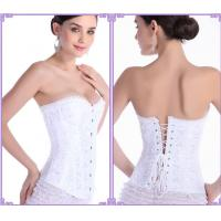 China Sexy lace bustier body shaper wholesale