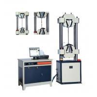 China 600KN/60T strand wire rope tensile testing machine wholesale